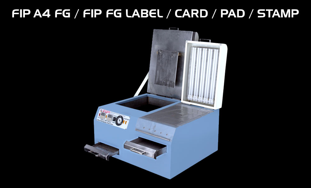 Flexo Photopolymer Plate Making Machine Equipment